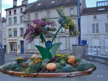 08 Place de L'abbaye