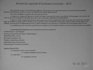 23 Brevet instit-Primaire