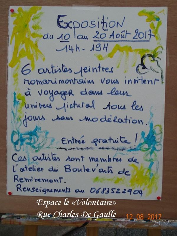 00 Affiche Expo-6 Peintres