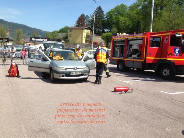 01 Manoeuvre des Pompiers