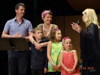 16 Soirée de Gala Aubry Family