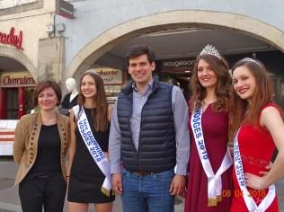 Miss Vosges inauguration Foire (4)