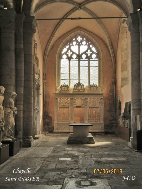 24 Chapelle St Didier