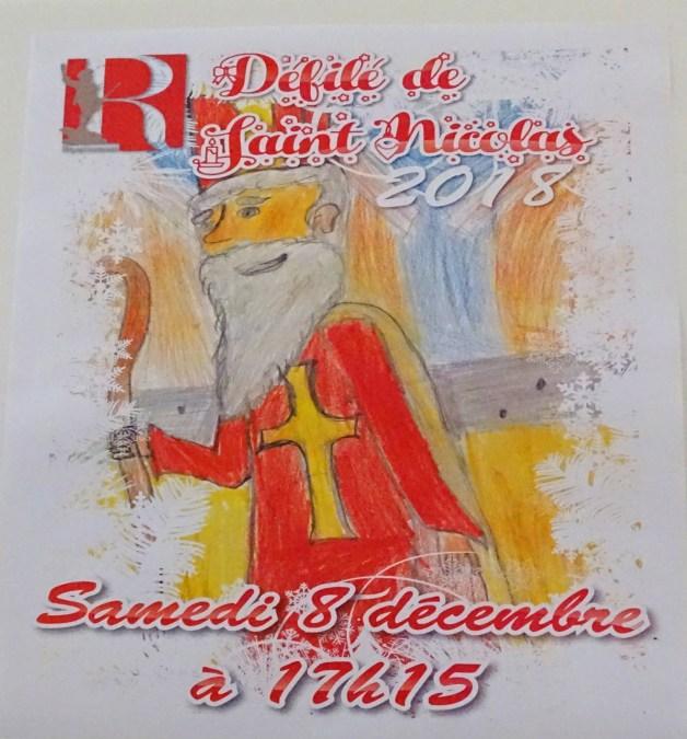 07 Affiche de St Nicolas