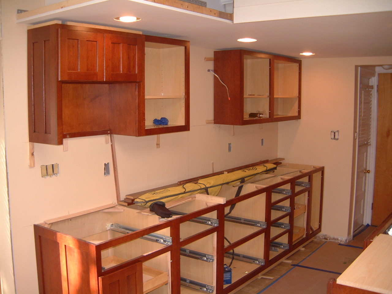 springfield kitchen cabinet install install kitchen cabinets Springfield Kitchen Remodel