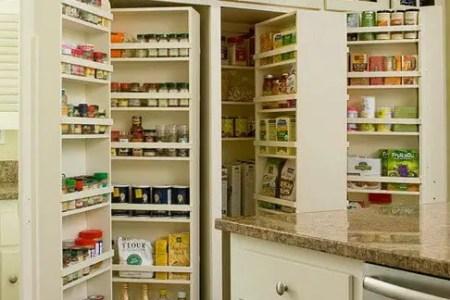 kitchen pantry ization ideas 11