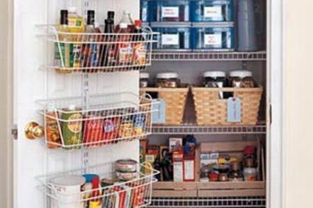 kitchen pantry ization ideas 12 | removeandreplace.com