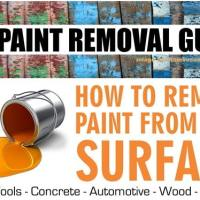 How To Remove Paint From This Or That - Paint Removal Guide