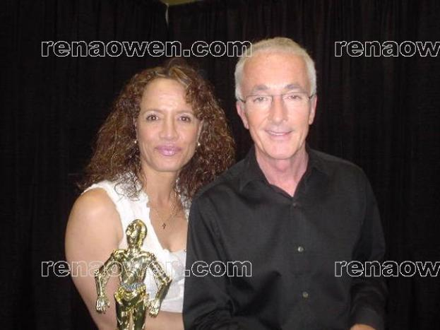 Rena and Anthony Daniels