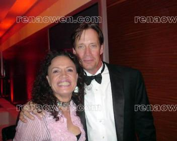 Rena and Hercules star Kevin Sorbo