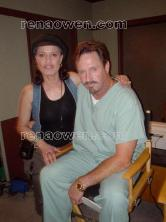 Rena and Robert Hays