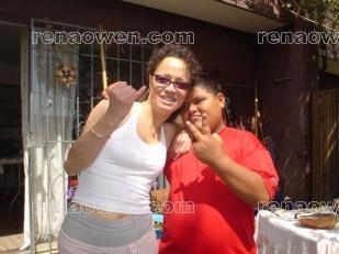 Rena and Sana