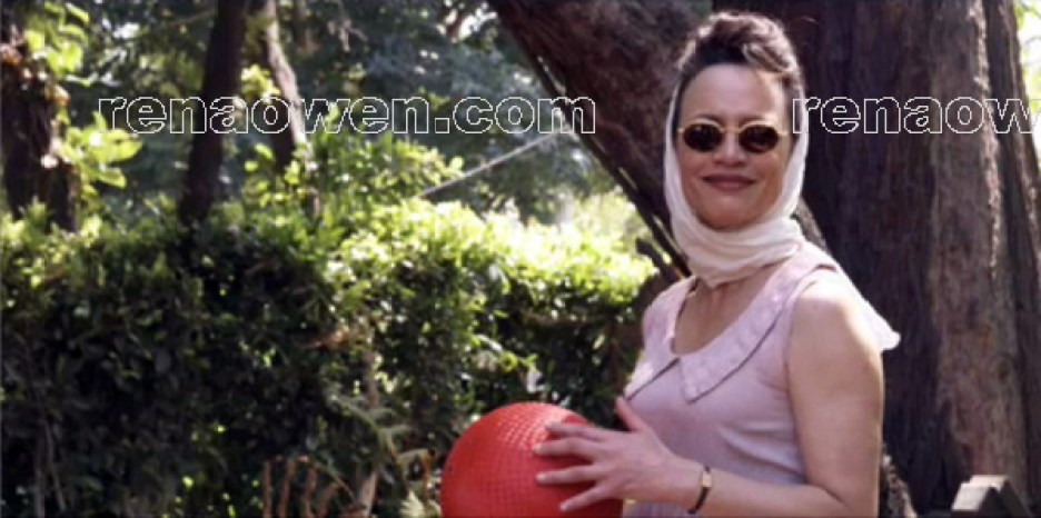 Rena as Oma in Spout 2