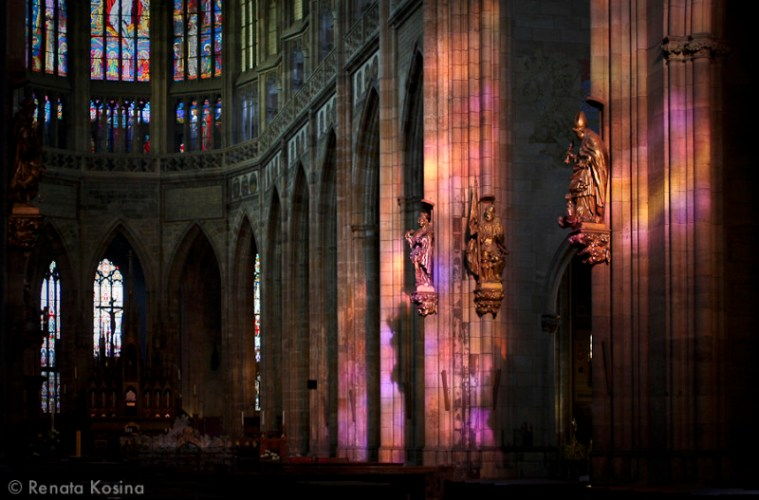 St. Vitus Cathedral in Praque