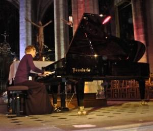 Béatrice Berrit - Piano
