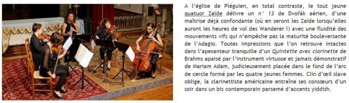 La ferveur des Musicales de Blanchardeau