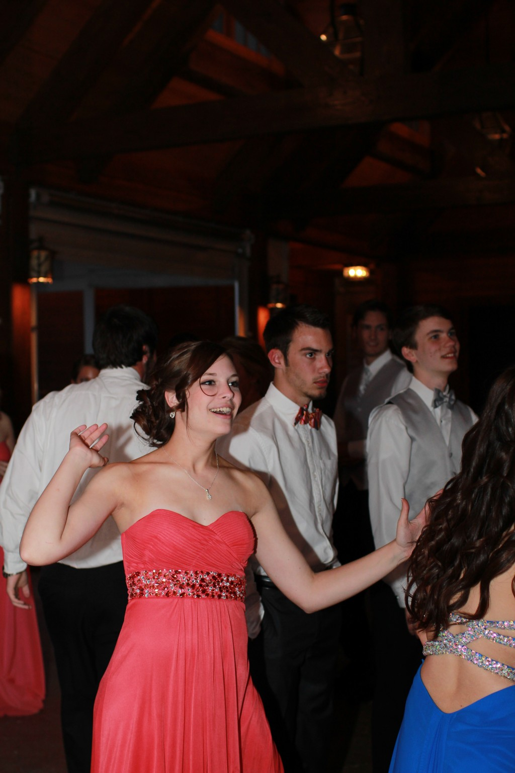 Candid Prom Night
