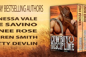 Cowboy Discipline is now Live!  ♨