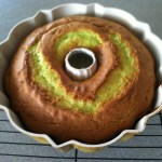 Baked Cake - Cooling