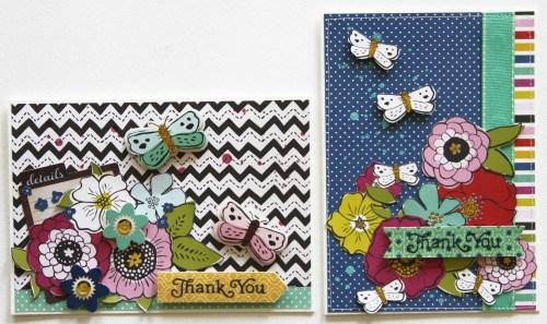 Medium Of Thank You Cards For Teachers