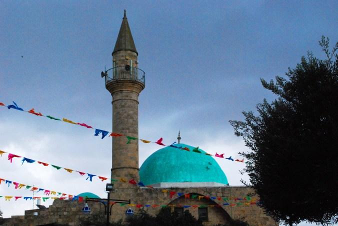 akko minaret