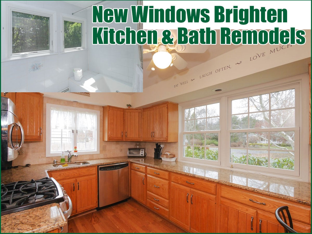 New windows aid new jersey new york kitchen bath for Perfect kitchen and bath