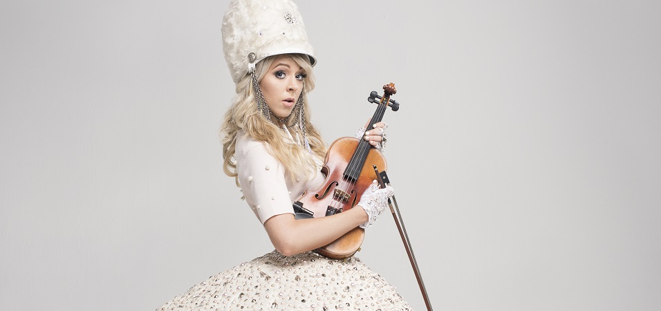 Lindsey Stirling Warmer In The Winter Tour All Chriatmas Music