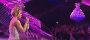 Shakira NRJ show