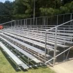Bleacher Rental in Livingston Alabama