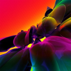 Colorful Abstract 3D Render