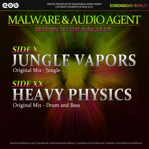 Malware & Audio Agent - Return to the Jungle