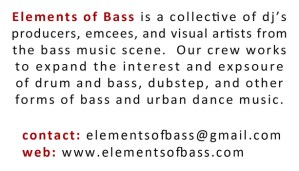 Elements of Bass Business Card