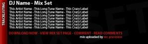 EOB 3.0 Mix Set Block