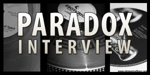 Paradox Interview Promo Art
