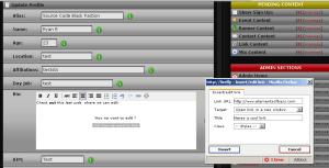 EOB 3.0 Admin Design