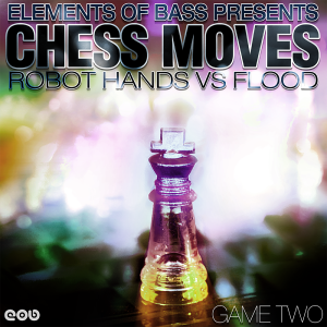 Robothands vs Flood - Chess Moves: Game Two