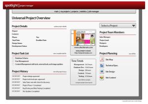 jWeb Web App Design