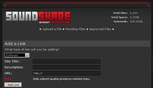 EOB 2.0 Soundshare Design