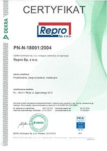 PN-N-18001.2004 preview