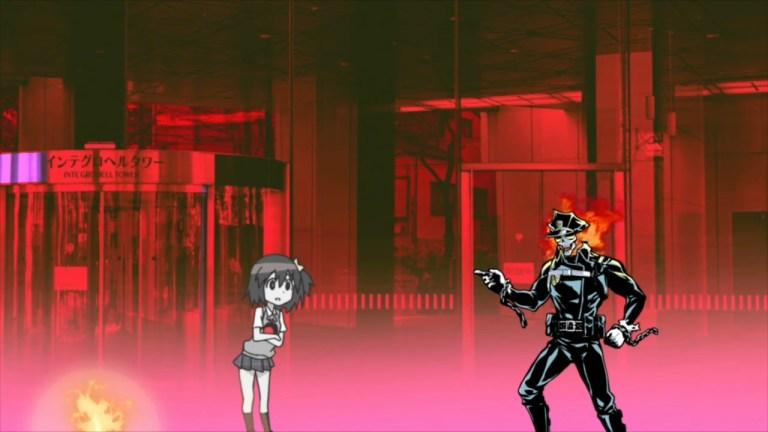 Luluco bertemu dengan Inferno Cop