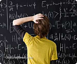 Trouble-Math-Problem-Blackboard