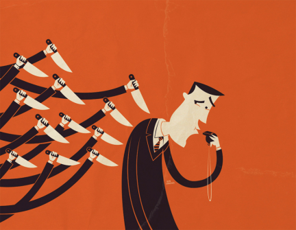 TPP Silences Whistleblower