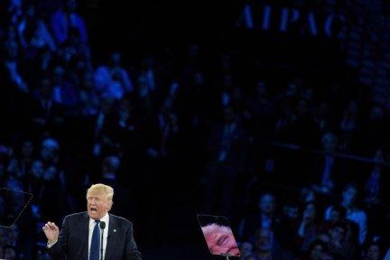 Trump AIPAC