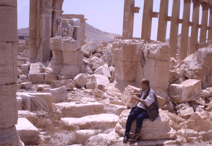 ISIS cultural destruction