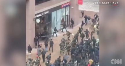 inauguration riots arrests and charges