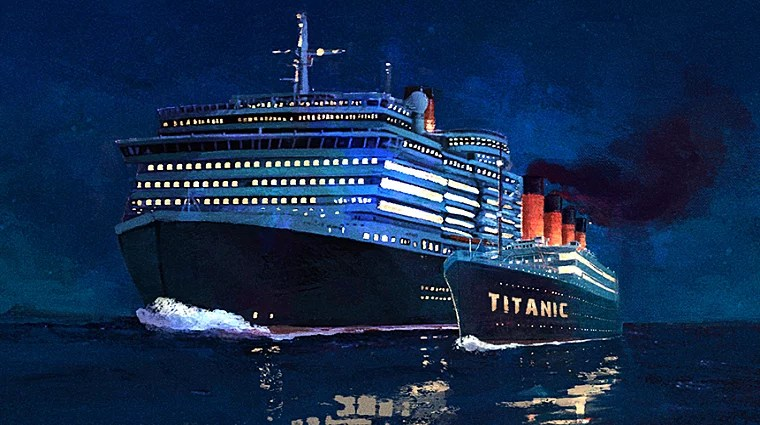 What if the Titanic Were to Set Sail Today    Arr     What if the Titanic Were to Set Sail Today   WhatiftheTitanicWeretoSetSailToday
