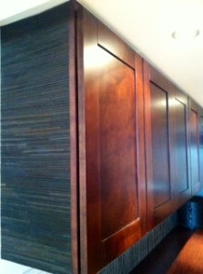Kitchen cabinets Spaccato ssubje In House Cut & Paste cabinet Refacing Projects...