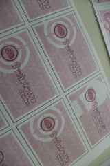Dorsos para Braintown v4.0 en tamaño póker sobre papel de 160 gr