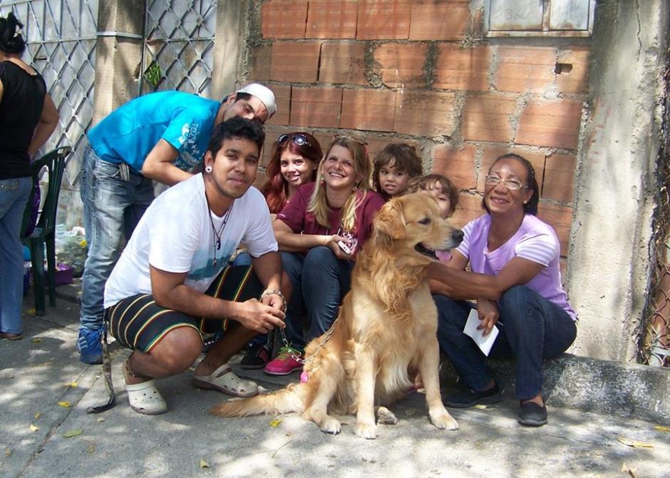 comunidad jornada mascotas el saman