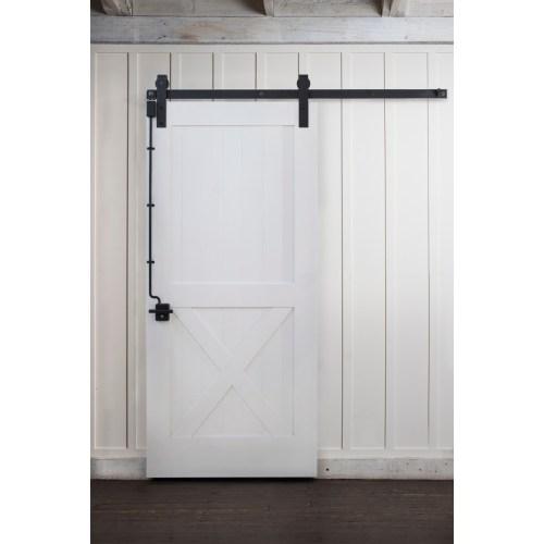 Medium Crop Of Barn Door Lock